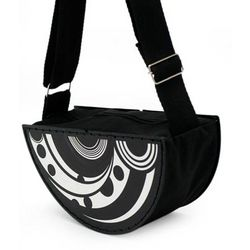 'Brazilian Beat' Recycled LP Vinyl Record Handbag