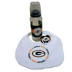 Packers Baby Accessory Collection