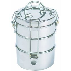 3-Tier Portable Food Carrier Set