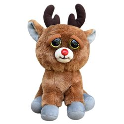 Rude Alf Reindeer Feisty Pet Stuffed Animal
