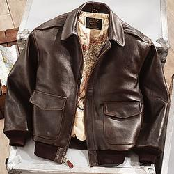 Leather A-2 Flight Jacket