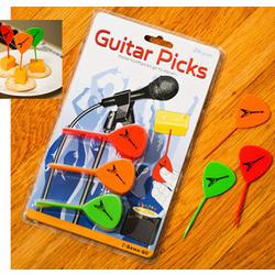 Guitar Picks Toothpicks