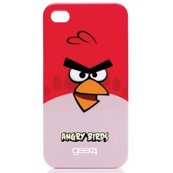 Angry Birds Case for iPhone 4 in Red Bird