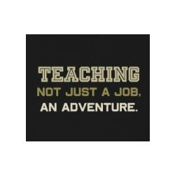 Teaching An Adventure Men's T-shirt