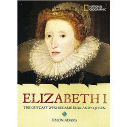 Elizabeth I Hardcover Book