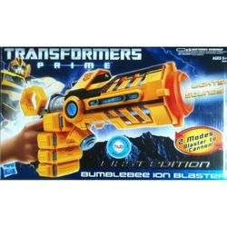 Transformers Prime Bumblebee Ion Blaster