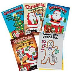 Holiday Activity Pads II Set