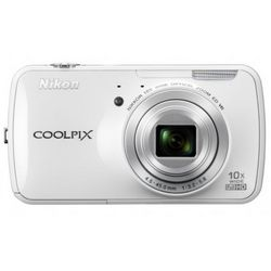 16 Megapixel Coolpix Camera with WiFi Connectivity