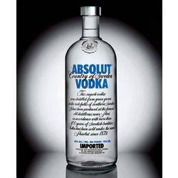 Absolut 100 Proof Vodka
