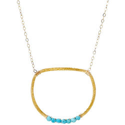Agean Sea Necklace