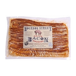 Bourbon Street - Cajun Style Hickory Smoked Country Bacon