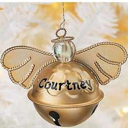 Angel Bell Ornament