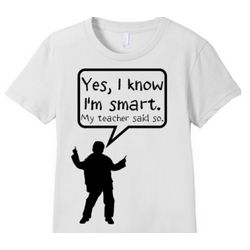 Smart Kid Women's Cotton T-Shirt