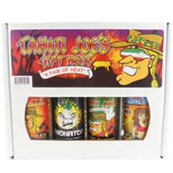 Tahiti Joe's Hot Sauce Gift Box