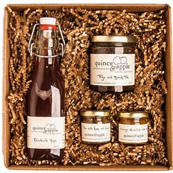 Preserves and Syrup Mini Sampler Gift Box