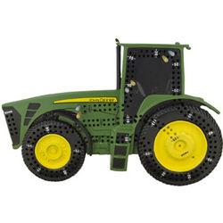 John Deere Tractor Cribbage Board