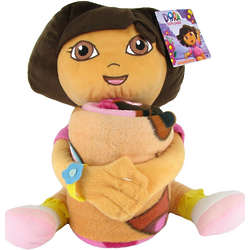 Dora The Explorer Throw Pillow Set