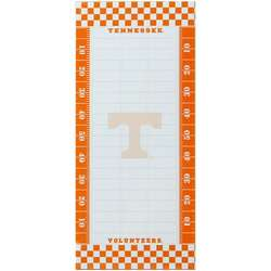 Tennessee Volunteers Football Field To-Do List