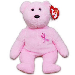 Breast Cancer Awareness Promise Teddy Bear