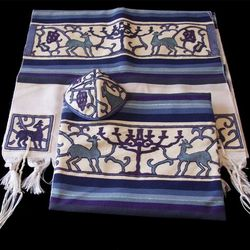 Jewish Tallit Set