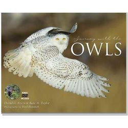 Journey With the Owls Book and DVD Set