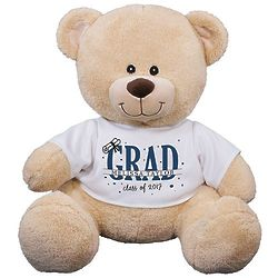 Personalized Diploma Sherman Teddy Bear