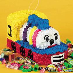 Choo Choo Train Pinata