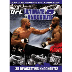 Ultimate Knockouts 6 DVD