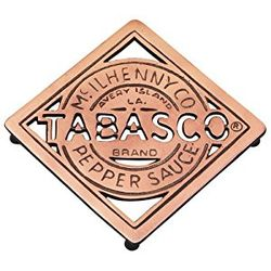 Tabasco Cast Iron Trivet