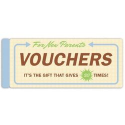 New Parents Gift Vouchers
