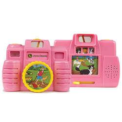 John Deere Pink Camera