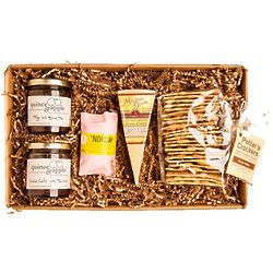Preserves, Sausage and Cheese Savory Gift Box