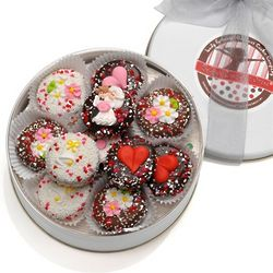 Wedding Oreo Cookies Gift Tin