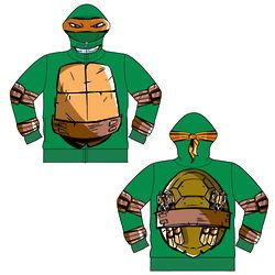 Teenage Mutant Ninja Turtle Hoodie