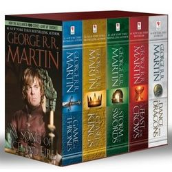 A Game of Thrones 5-Book Boxed Set