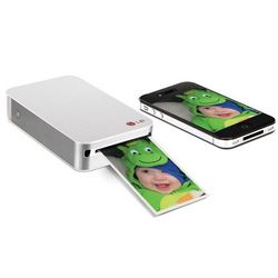 Portable Smartphone Photo Printer