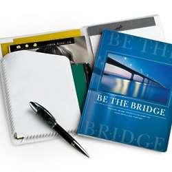 Be the Bridge Colorbrite Jr. Padfolio