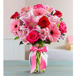 Fields of Europe Romance Bouquet