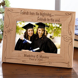 Friends To The End© Personalized Frame