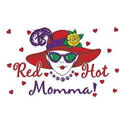 Red Hot Momma T-Shirt