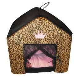 Plush Dog or Cat House