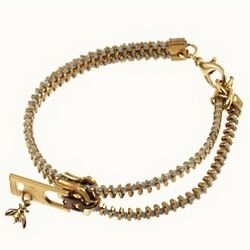 Zipper Zip It Bracelet