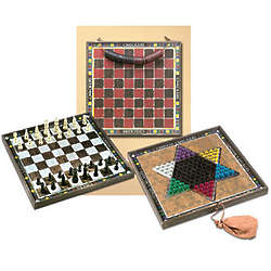 Wall Hanging Traditional Board Game