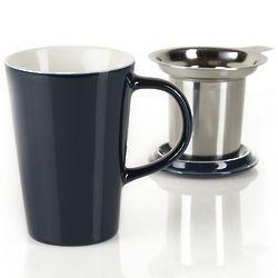 Blue Angle Infuser Mug