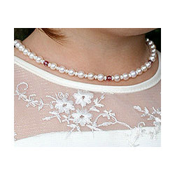 Fine Freshwater Cultured Pearl Necklace
