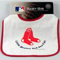 Red Sox Baby Bib