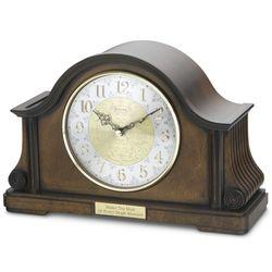 Bulova® Tambour Clock