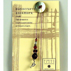 Charming Boston String-a-Ling Bookmark