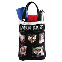 Personalized Photo Brag Bag