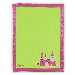 Princess Castle Blanket